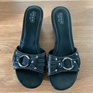 Coach New Sandals